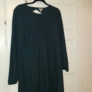 Hunter Green Nordstrom dress size M